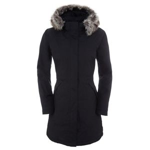 The north Face Arctic Parka- fitted Small Black